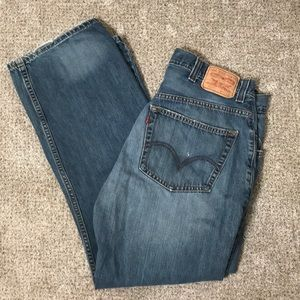 Men's Levi's relaxed straight leg 559